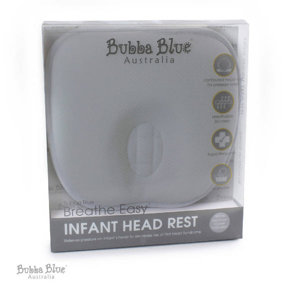 Bubba Blue Breathe Easy® Infant Head Rest - WERONE
