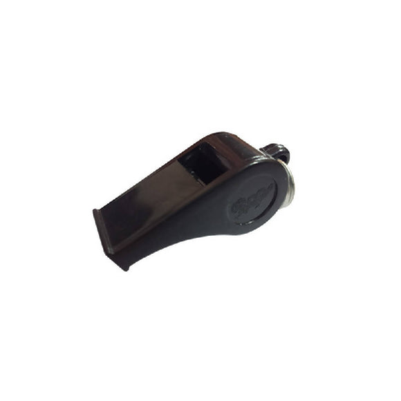 5pcs Black Whistles