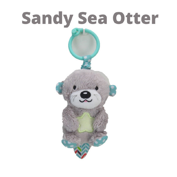 Shears Wigglies Toy Sandy the Sea Otter WTOT