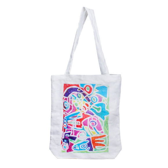 Twopluso Colours of Life - Enchanted Charity Bag