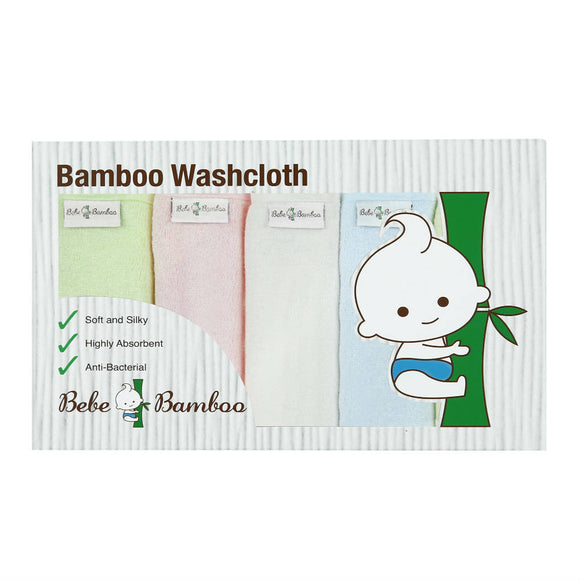 Bebe Bamboo Washcloth - WERONE