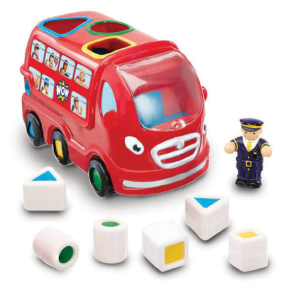 WOW Toys London Bus Leo - WERONE