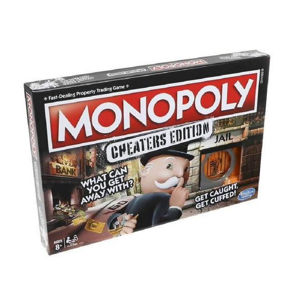 Monopoly Cheaters Edition - WERONE