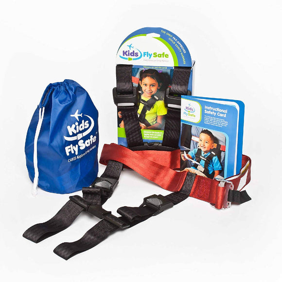 CARES – Airplane Safety Harness - WERONE