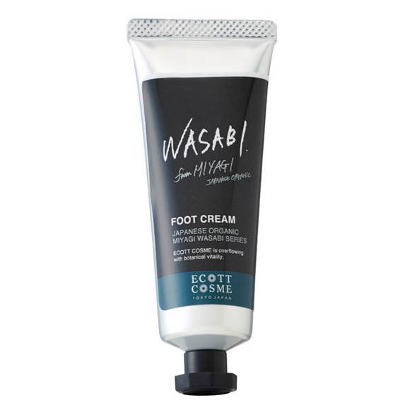 Ecott Cosme Wasabi Foot Cream 6 (Level 2)