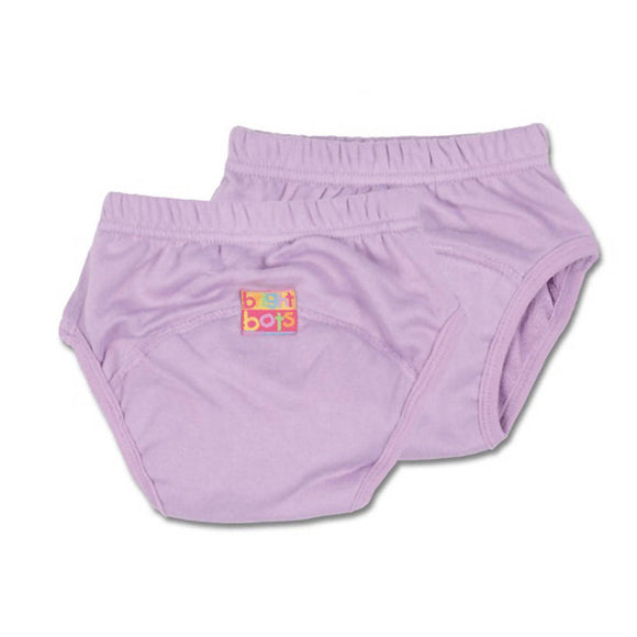 Bright Bots Training Pants Light Purple - WERONE