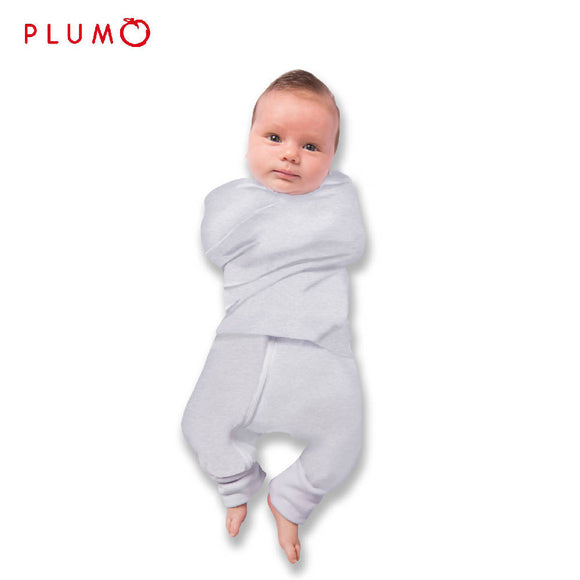 PLUM Swaddle Suit – Grey - WERONE