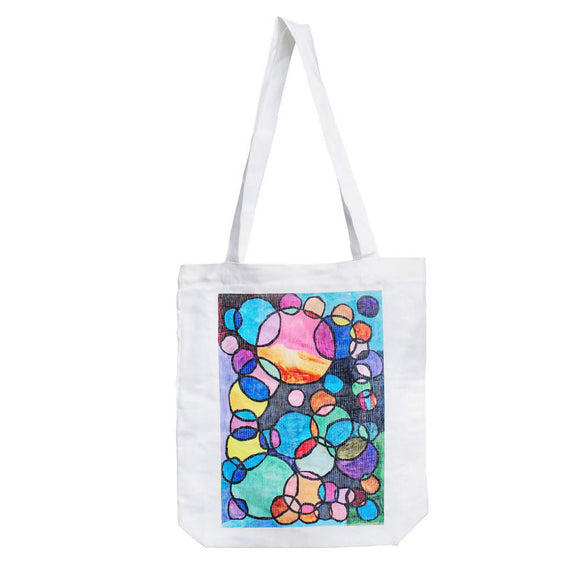 Twopluso Colours of Life - Nostalgia Charity Bag - WERONE