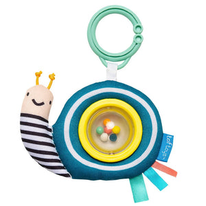 Taf Toys Scotty The Snail Ball Rattle - WERONE