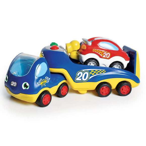 WOW Toys Rocco's Big Race - WERONE