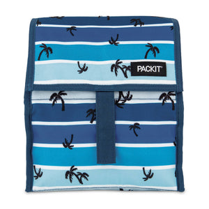 PackIt Freezable Lunch Bag, Sunset Palms (NEW 2020) - WERONE
