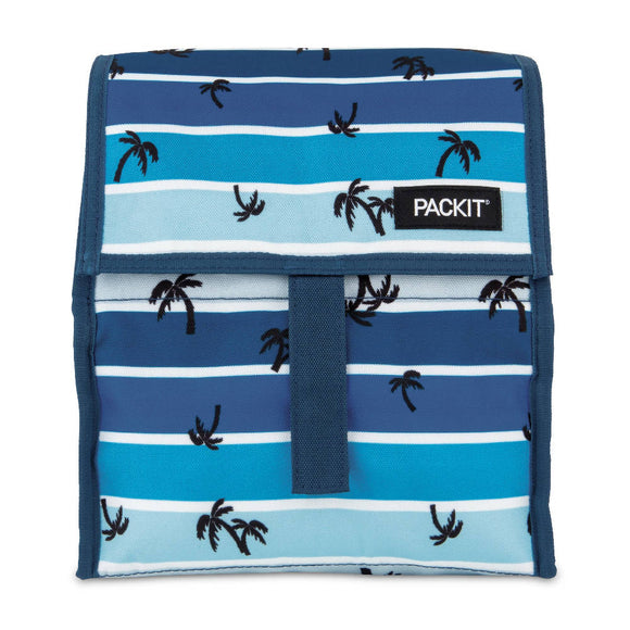 PackIt Freezable Lunch Bag, Sunset Palms (NEW 2020)