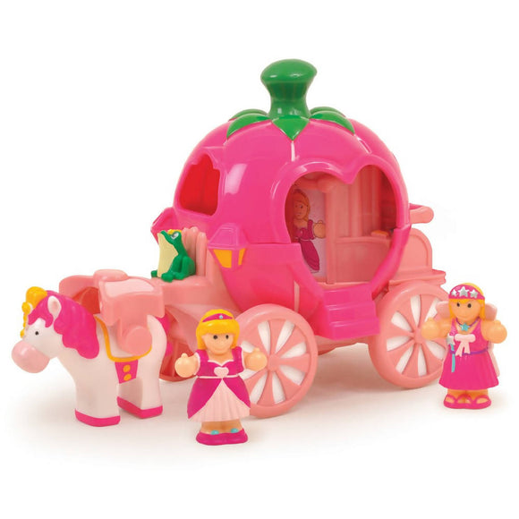 WOW Toys Pippa's Princess Carriage - WERONE