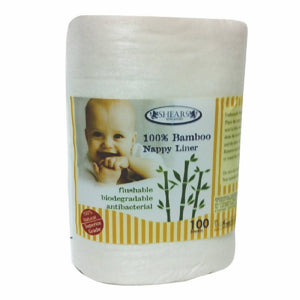 Shears Bamboo Nappy Liner x 3 - WERONE
