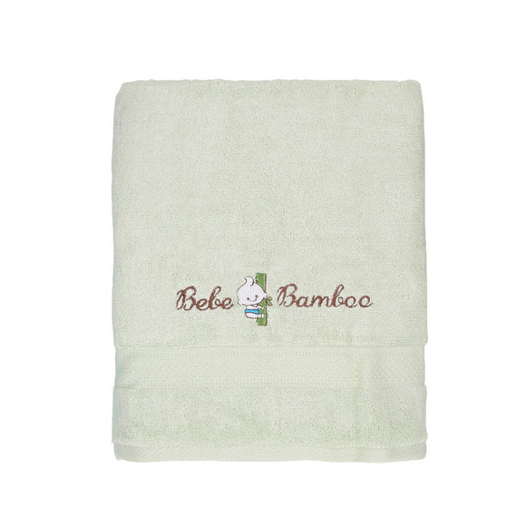 Bebe Bamboo Kids Bath Towel - Meadow Mist - WERONE