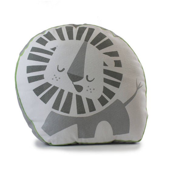 Bubba Blue Zoofari Lion Novelty Cushion - WERONE