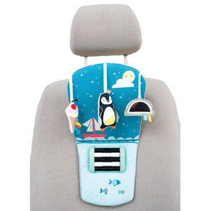 Taf Toys North Pole Feet Fun Car Toy - WERONE