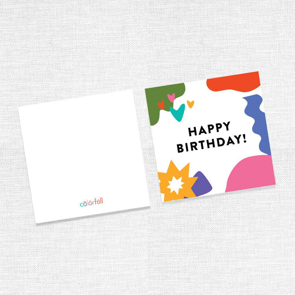 Happy Birthday Greeting Cards (For adults)