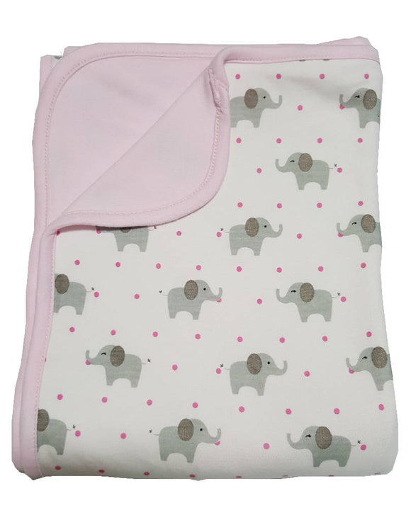 Bebe Bamboo Double Layer Blanket - Elly - WERONE
