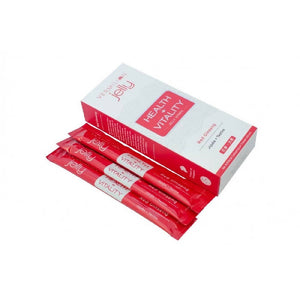 Health & Vitality (Red Ginseng Supplement) - 10 Sachets - WERONE