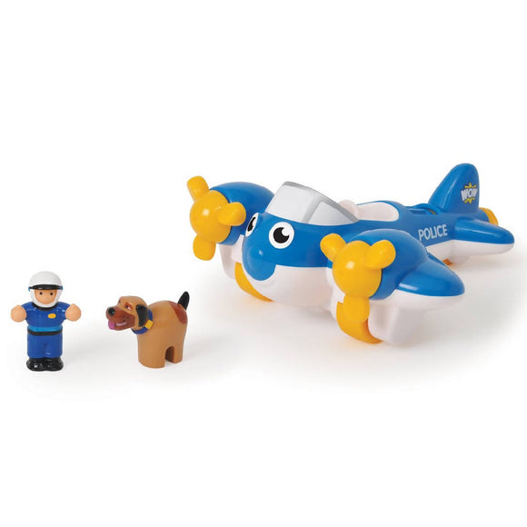 WOW Toys Police Plane Pete - WERONE