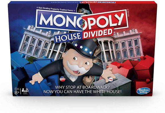 Hasbro - Monopoly House Divided - WERONE