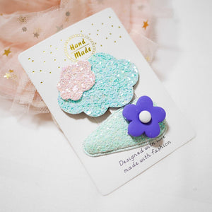 Happy Skies Hair clips - WERONE