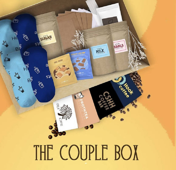 Special Gift for Him and Her - The Couple Box - WERONE