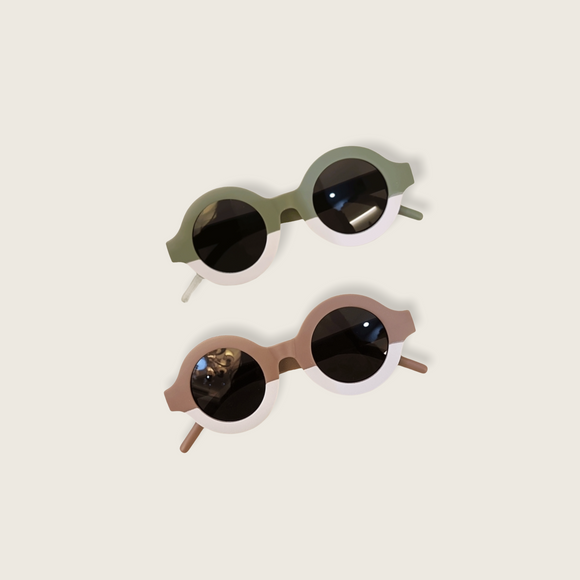 Colour Block Sunnies - WERONE