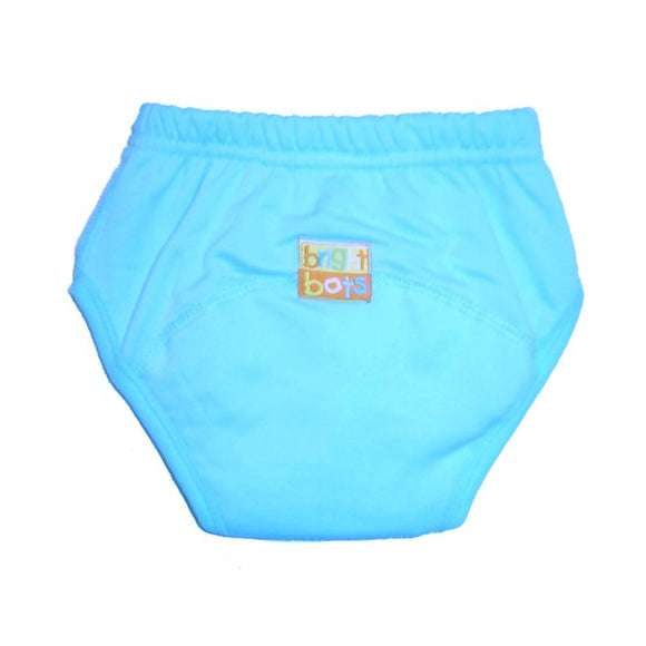 Bright Bots Training Pants Aqua Blue - WERONE