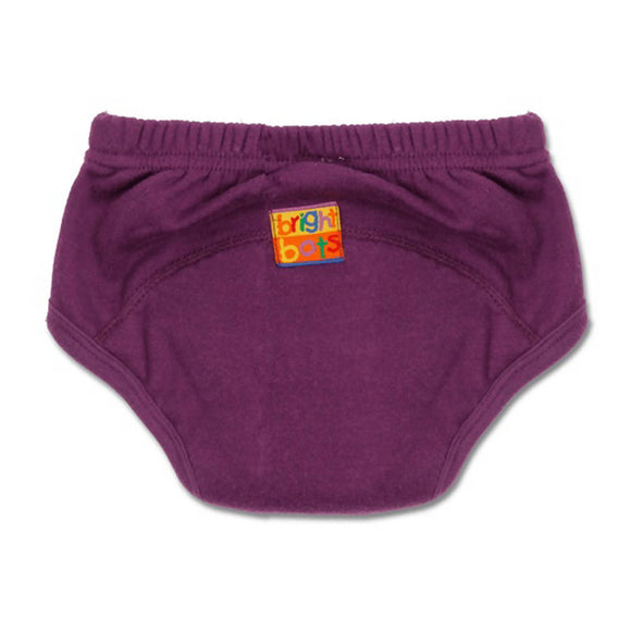 Bright Bots Training Pants Purple - WERONE