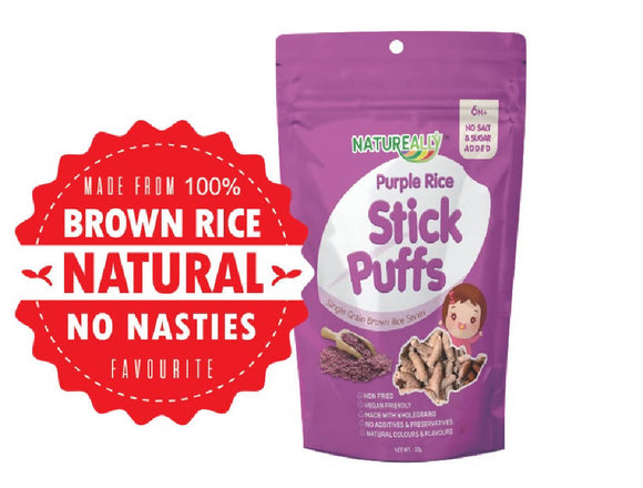 NATUREALLY™ Purple Rice