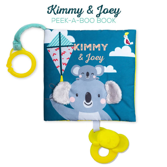 TAF TOYS WHERE IS JOEY BOOK