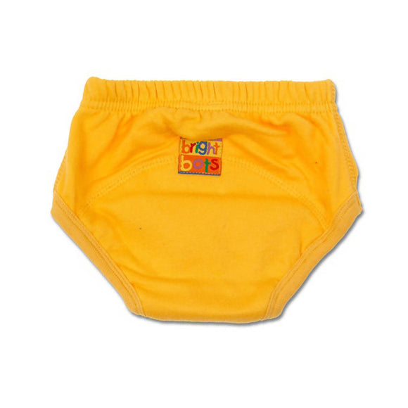 Bright Bots Training Pants Yellow - WERONE
