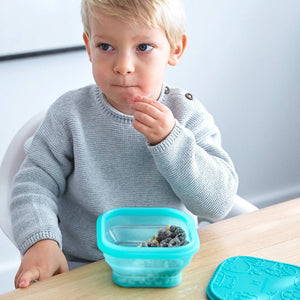 Marcus & Marcus Collapsible Snack Container - Ollie - WERONE
