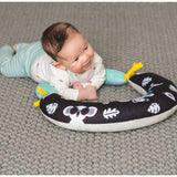Taf Toys 2 in 1 Tummy Time Pillow - WERONE