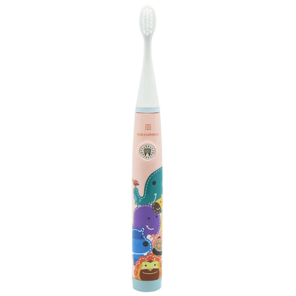 Marcus & Marcus Kids Sonic Electric Toothbrush - Pink - WERONE