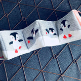 SOFT BOOK - PITTER PATTER PENGUIN - WERONE