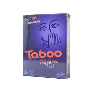 Taboo Board Game - WERONE