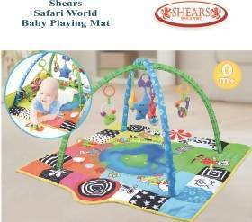 Shears Baby Playing Mat SBPM9603 - WERONE