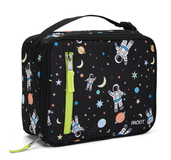 PackIt Freezable Classic Lunch Box Bag, Spaceman
