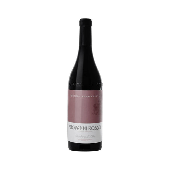 Giovanni Rosso Barbera d'Alba 2015 13% Italy Red Wine 750ml - WERONE