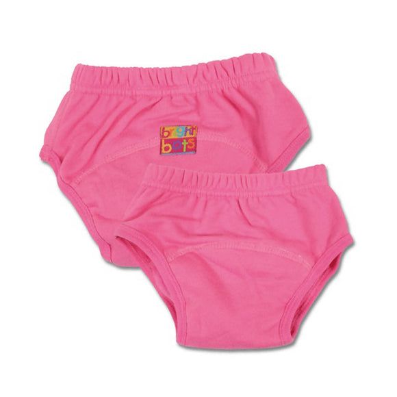 Bright Bots Training Pants Pink - WERONE