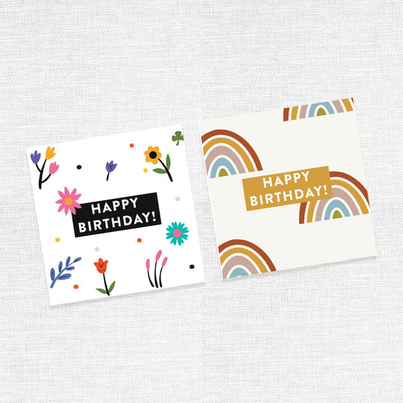 Happy Birthday Greeting Cards (For girls)