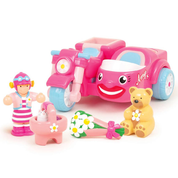 WOW Toys Whiz-Around Amy - WERONE