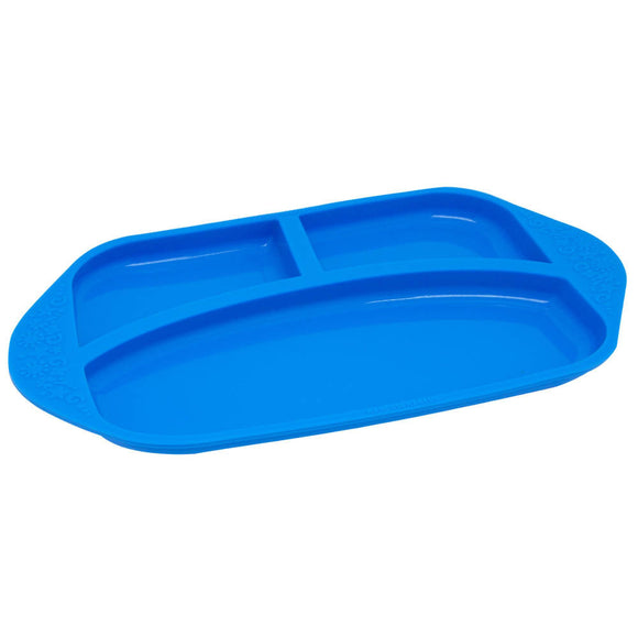 Marcus & Marcus Silicone Divided Plate - Lucas - WERONE