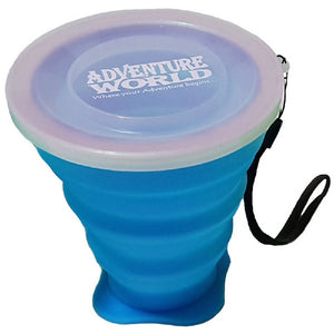 Adventure World Foldable Cup (Blue) - WERONE