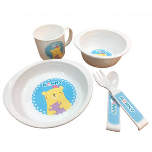 Nanny Mealtime Set - WERONE