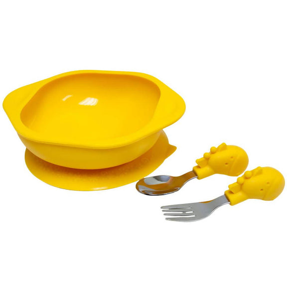 Marcus & Marcus Toddler Mealtime Set - Lola - WERONE