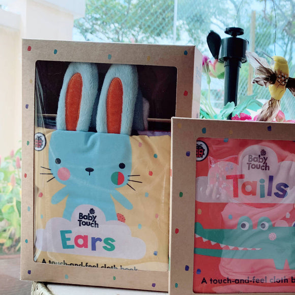 Baby Touch Cloth Books